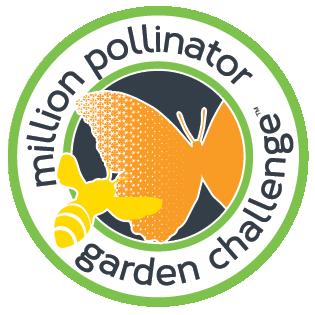 Million Pollinator logo