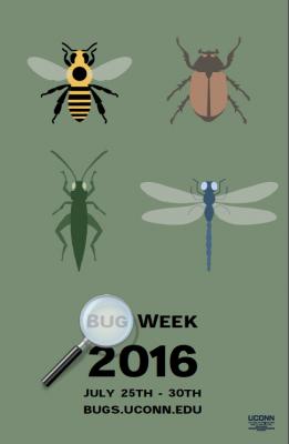 bug week poster