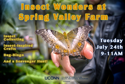 Spring Valley Student Farm graphic