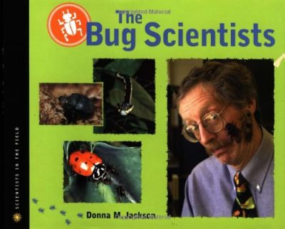The Bug Scientists book cover
