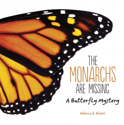 The monarchs are missing book cover